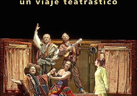 Cultura Teatro Julia Un viaje