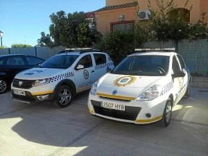 FOTO COCHES POLICIA LOCAL