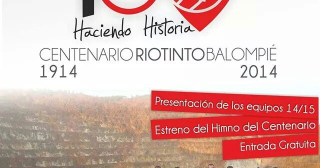 Gala del Deporte en Riotinto.