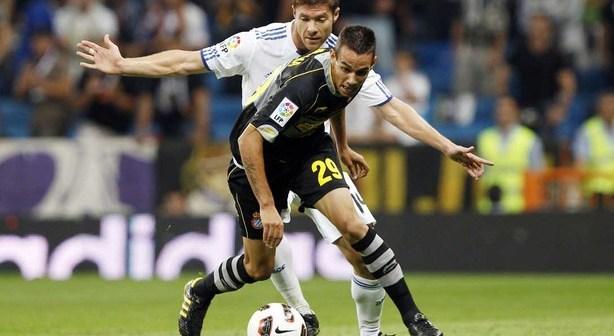 Manu Molina, nuevo jugador del Recreativo de Huelva.