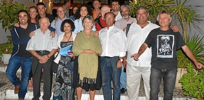 z9. ultimo grupo lector de Poetas del Guadiana.