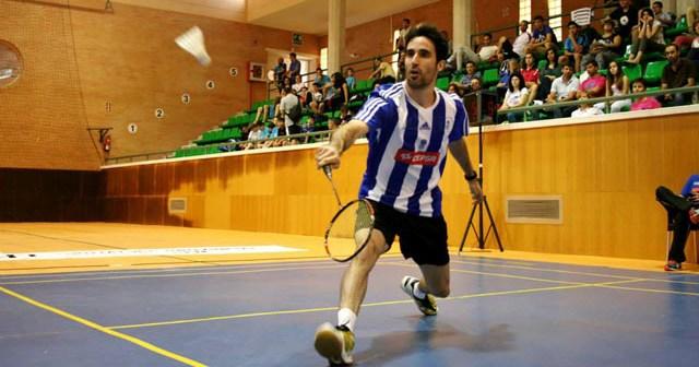 Pablo Abián, en el Internacional de Guatemala.