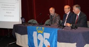Inauguración del VII Encuentro Nacional de Peñas.