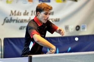 José Manuel Caballero, jugador del Conservas Lola.