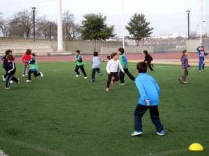 Jornada de Deportes Escolares en Cartaya.