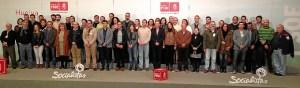 Candidatos PSOE  municipales 2015