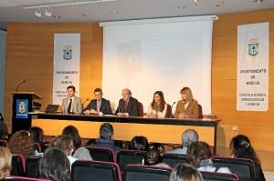 Jornada informativa acto ayudas sociales La Caixa (1)