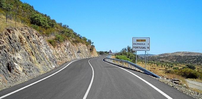 carretera Encinasola