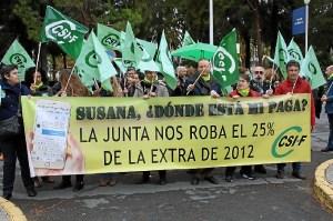 protesta CSIF devolucion recortes junta-532