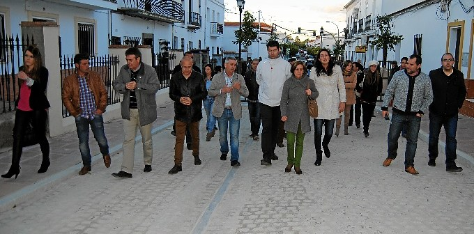 1 Calle Real Arriba - reapertura