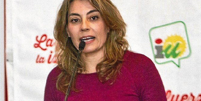 Paloma García IU