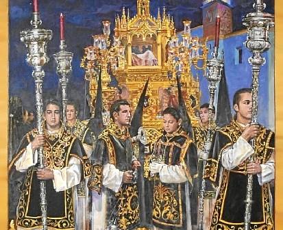 cartel Semana Santa Ayamonte
