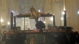 Via Crucis del Consejo Parroquial