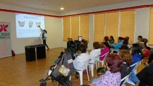 taller de salud para mujeres