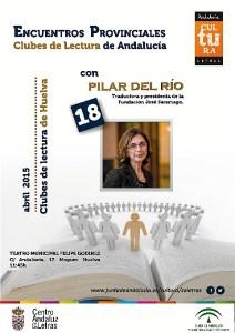 Ecuentros Provinciales iCON PILAR DEL RIO