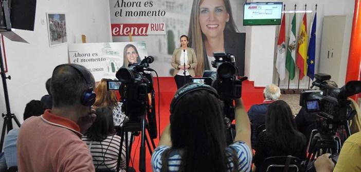 Elena Ruiz La Palma del Condado