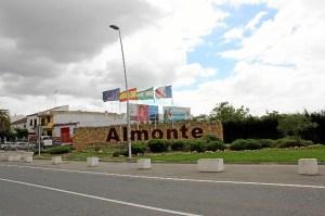 Entrada Norte a Almonte