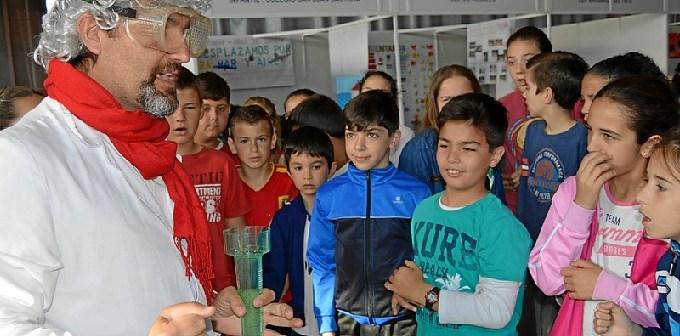 I Jornadas Ciencia San Juan (2)