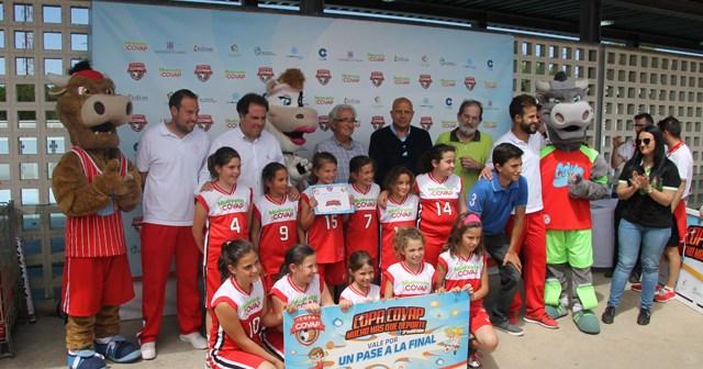 Copa Covap en San Juan del Puerto.
