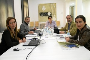 Jurado premio Huelva Periodismo