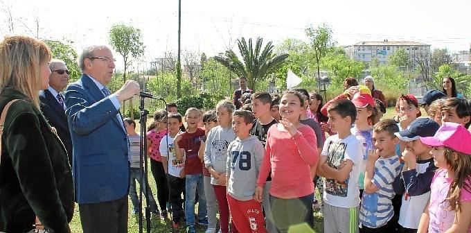 Visita zona acampada Parque Moret abril 15 (1)