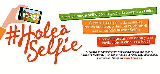 web selfie
