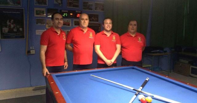 Club de Billar de Ayamonte.