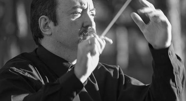 Eliseo Capel. Director de la Banda de Música 'Nuestra Señora de la Cinta'