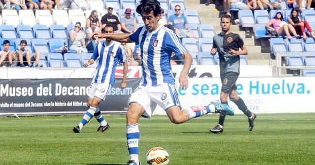 Pedro Ríos, de los mejores del partido. (Espínola)