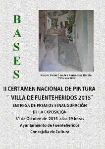 Bases II Certamen Nacional de  Pintura Villa de Fuenteheridos (folleto)-page-001