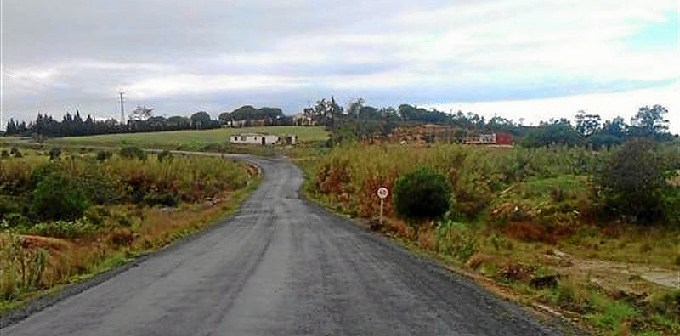 Camino rural de Castillejos (Lepe).