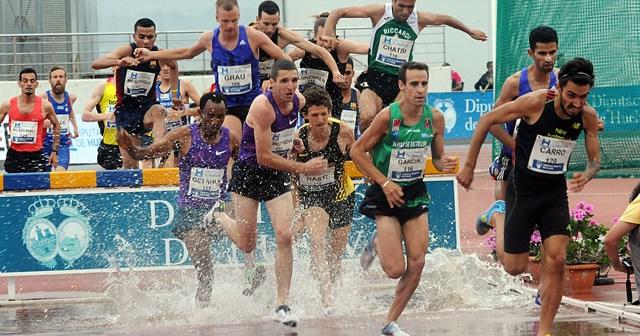 Meeting Iberoamericano de atletismo. (Espínola)