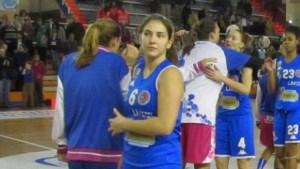 Roso Buch, nueva jugadora del CB Conquero.