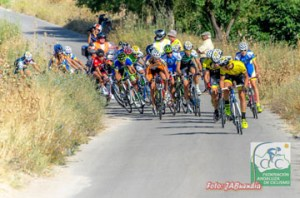 Ciclismo de base en carretera.