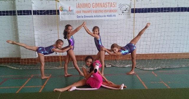 Club Olímpica Onubense de Gimnasia Artística.