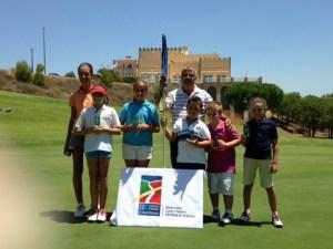 Circuito de golf Eurociudad del Guadiana.