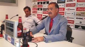 Benjamín Naranjo, nuevo presidente del Recreativo de Huelva.