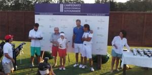 Laura López en el torneo de Sotogrande.