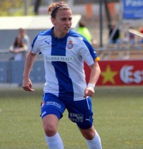 Martina Capelli, nueva jugadora del Fundación Cajasol Sporting.