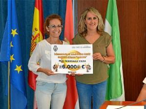 entrega premios caca de la vaca cartaya 2fb