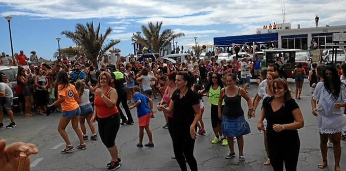 flashmob en isla cristina  2