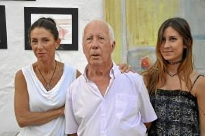 tres generaciones de pintores.