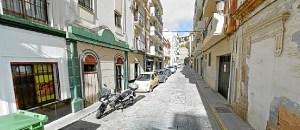 Calle San Salvador Huelva