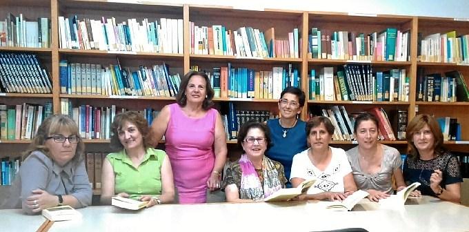Club de lectura de Encinasola.
