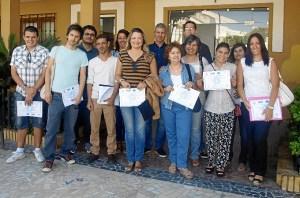 Entrega Diplomas