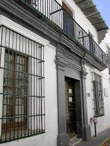 Casa Museo Zenobia Juan-Ramón.