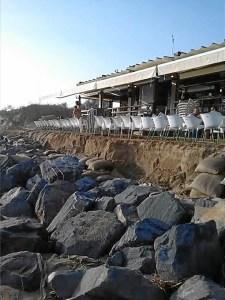 chiringuito isla canela destrozos