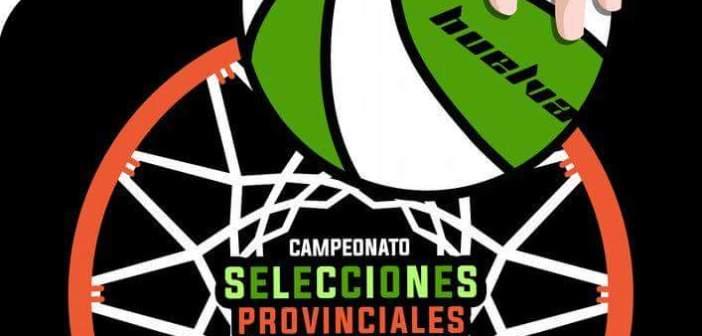 Cartel del Campeonato de Andalucía de Selecciones infantil femenino.