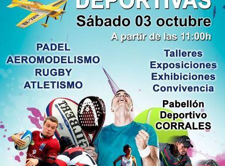 Encuentro Asociaciones Deportivas en Corrales.