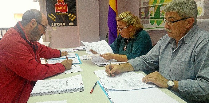 Grupo Municipal IU Ayuntamiento de Huelva